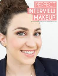 wear the right interview makeup to score the job divinecaroline work makeup