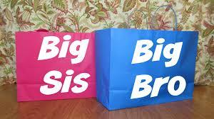 big brother big sister gifts