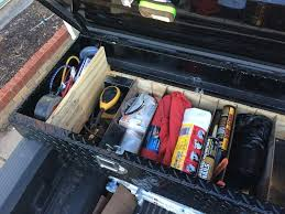 get your tool box organized with this easy to make divider system toolbox ideasdiy