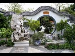 Small Picture Chinese garden design YouTube