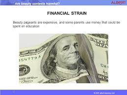 are beauty contests harmful ppt video online  9 financial strain beauty