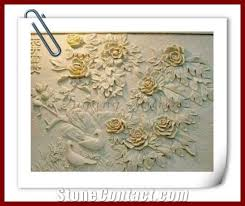 Relief Carving Patterns Amazing Yellow Marble Relief Carving Patterns Absolute Beige Marble Relief
