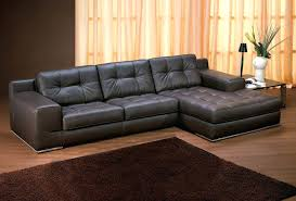 leather sofa with chaise furniture rug sectional couches for home furniture