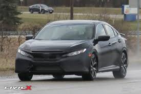 2018 honda si. Delighful Honda The Si Will Be Available In Coupe And Sedan Models When It Goes On Sale  Later This Year Expect A Production Version To Shown At The New York Auto Show Inside 2018 Honda Si