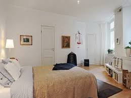White Furniture Cute Apartment Bedroom Ideas