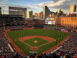 Seating Chart Camden Yards Baltimore Md April 4 2016 Opening Day At Oriole Park At Camden Yards