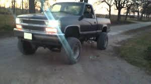 1998 Chevrolet Silverado k1500 lifted - YouTube