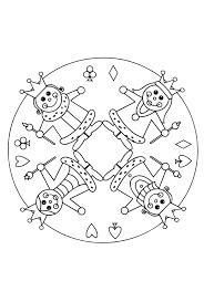 Kinder Mandala Mandala Kleurplaten Kleurplaten Print Een