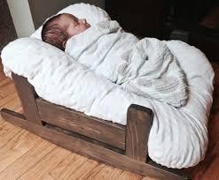 diy baby furniture. DIY Wooden Pillow Lounge Cradle Diy Baby Furniture