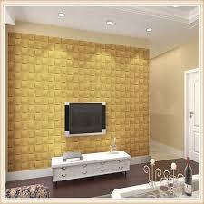 d008 e co friendly pvc modern design wall decor 3d effect wall panel decoration