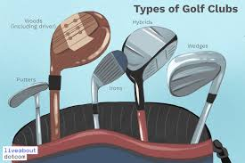 Hybrid Golf Club Degree Chart Types Of Golf Clubs And Their Uses Beginners Guide