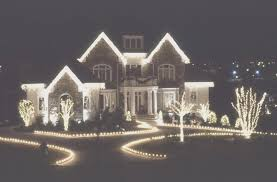 home decor top pictures of homes decorated for christmas outside