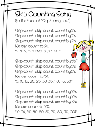 Counting Poems Flip Chart Counting Poems