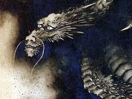 """Résultat de recherche d'images pour """"hokusai dragons"""""""