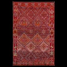 antique moroccan rug 23257 north african 5 9 x 9 0 red