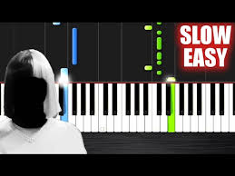 sia thrills slow easy piano tutorial by plutax