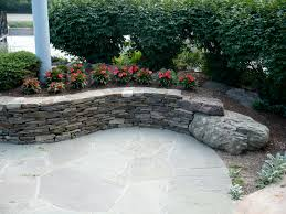 Small Picture Retaining Sitting Walls Divine Landscaping Inc