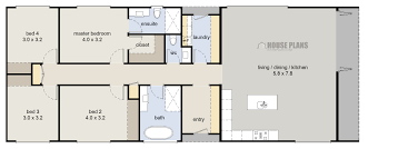 4 bedroom house plans nz inspirational unique floor plan a house of 20 best of 4