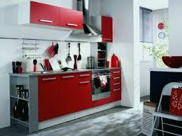 High Quality Cuisine Noir Et Rouge Fresh Salon Deco Noir Et Blanc Top With Deco Cuisine  Rouge Et. «