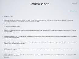 Resume Writing Back To Basics Presenter Carmen Wong Prepared By