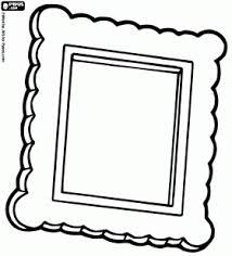 Lijst Kleurplaat Thema Kunst Kleuters Kleurplaten Kleur