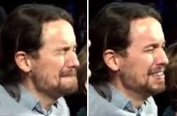 Era sincero el llanto de Pablo Iglesias en su mitin o eran 'lágrimas de  cocodrilo'?