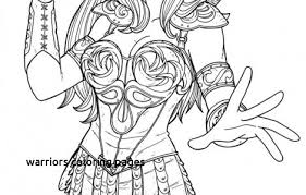 xena warrior princess coloring pages for warriors coloring pages