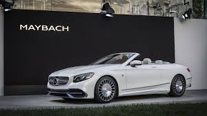 In our review, mercedes vision maybach 6 convertible. 2018 Mercedes Maybach S650 Cabriolet Top Speed