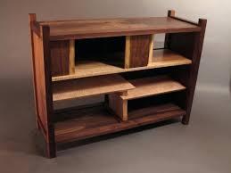 handmade modern wood furniture. Handmade Modern Furniture Fabulous Wood Console Cabinet For Your Media I
