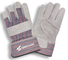 pack of 12 gloves men s leather palm gloves n cut