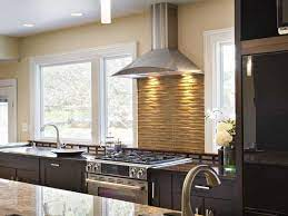 Kitchen Stove Backsplash Ideas Pictures Tips From Hgtv Hgtv