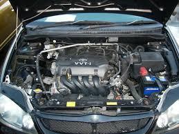 2001 Toyota Corolla RUNX Pictures, 1500cc., Gasoline, FF ...