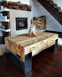 reclaimed wood furniture etsy. wonderful reclaimed handmade reclaimed wood u0026 steel coffee table by madefromwoodd  unique  furniture item available only on etsy affiliate link in furniture