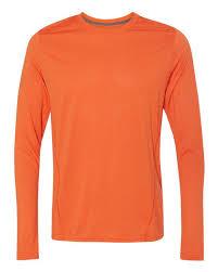 Gildan 47400 Tech Performance Long Sleeve T Shirt