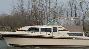 chris craft 38 catalina boats for sale Chris Craft Aqua Home 1981 chris craft catalina 38' cabin cruiser ohio