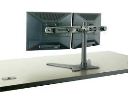 computer desk with monitor stand desk monitor riser dual monitor desk stand monitor mount multiple monitor
