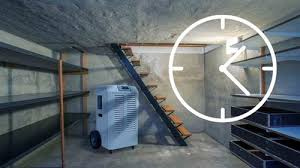 when to run dehumidifier in basement