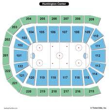 Huntington Center Seating Chart Unbiased Disney On Ice