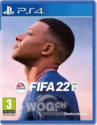 FIFA 22 (inkl. DLC) [PlayStation 4] • World of Games