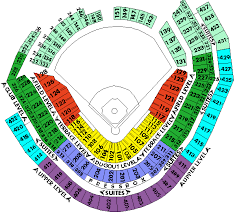 Suntrust Park Seating Chart With Rows Atlanta Braves Seating Information Turner Field Braves