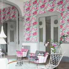 Wallpaper Designs Perth Designers Guild Shanghai Wallpaper Theres No Place Like
