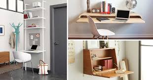 16 wall mounted desk ideas that are