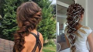 How To Home Simple Easy Hair