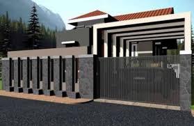 fence design. Gorgeous Modern Fence Design Ideas To Enhance Your Beautiful Yard 02 Fence Design