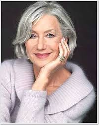 And one of the sexiest hair style is short bob. 65 Gracious Hairstyles For Women Over 60