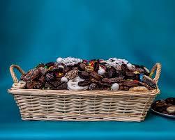 the executive chocolate gift basket