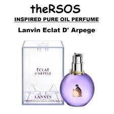 <b>Lanvin Eclat</b> D' Arpege (Inspired Pure Oil Perfume) | Shopee ...