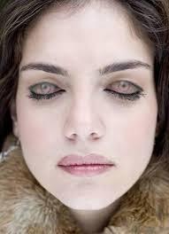 šílená Tetování Na Oční Víčka Jazyk Rty Space Of Style