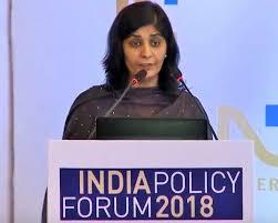 Poonam Gupta lead economist India World Bank | Femina.in