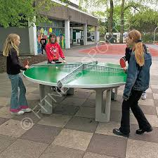 erfly 4 player tennis table